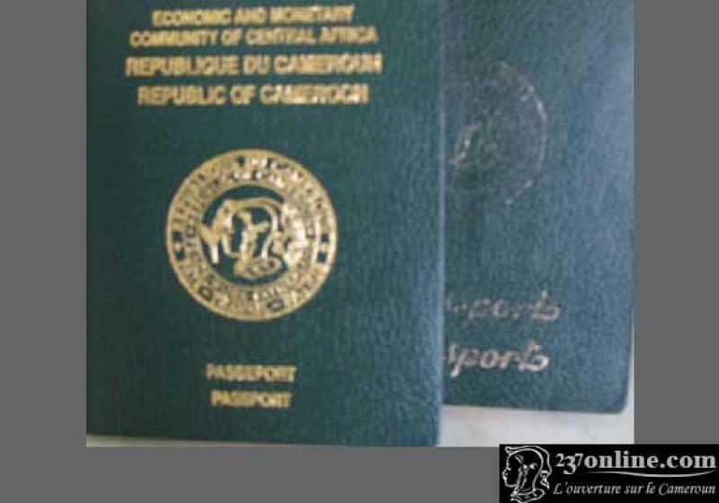 Cameroun – Pièces d'identité: Voici les étapes qu'il faudra suivre pour obtenir son passeport biométrique en 48 heures