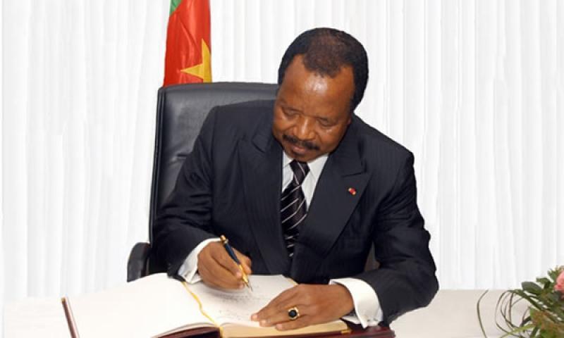 Budget de l'État: Paul Biya signe une nouvelle ordonnance et augmente le budget de l'État de 370 milliards de FCFA pour l'exercice 2021