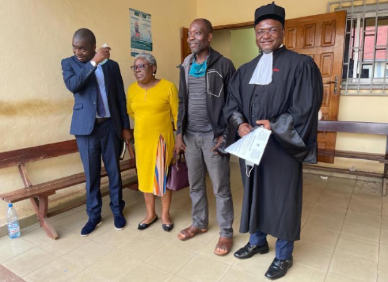 Cameroon – Anglophone Crisis: Bar Council bails Sisiku Ayuk Tabe's lawyer, Barrister Amungwa Tanyi Nicodemus