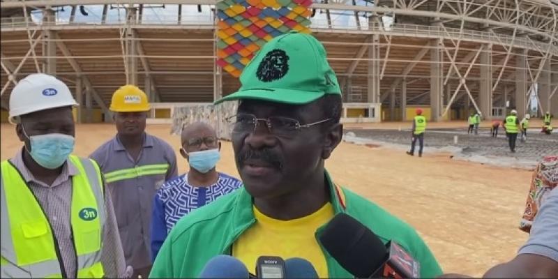 CAN 2021: Le ministre des Sports rassure que le Cameroun va abriter la compétition