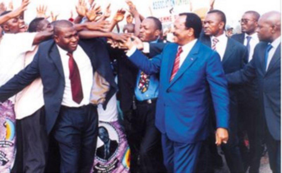 Gifle de Macron: un député RDPC décrit ce qui arrivera si c'était au Cameroun