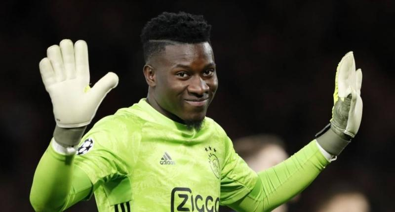 Football/Lions Indomptables en club: Le Tribunal Arbitral Du Sport réduit la suspension d'André Onana à 9 mois