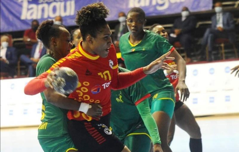 24e CAN de handball dames: Le Cameroun perd en finale contre l'Angola