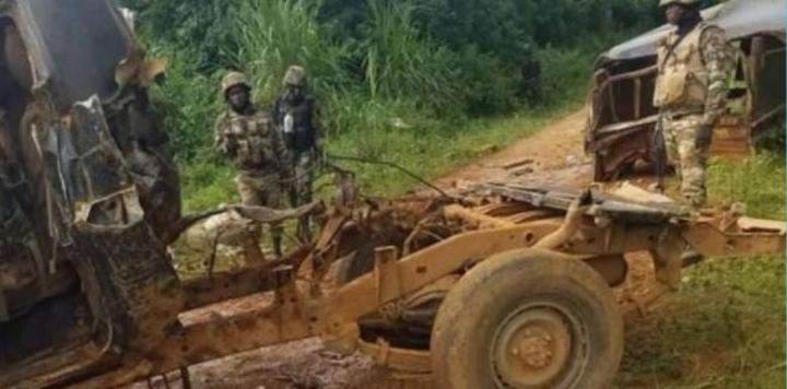 NOSO: plusieurs militaires tués dans l'explosion d'une bombe artisanale à Lebialem