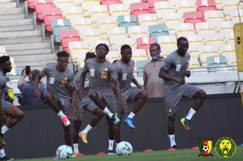 Cameroun – Eliminatoires Mondial 2022: La Presse boycotte la Conférence de presse des Lions indomptables de football.