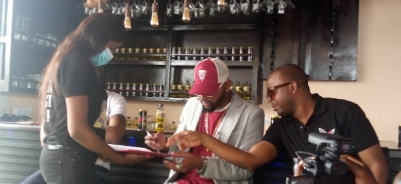 Cameroun – Musique: Les Brasseries du Cameroun font de l'artiste Aveiro Djess l'ambassadeur d'une de leurs marques