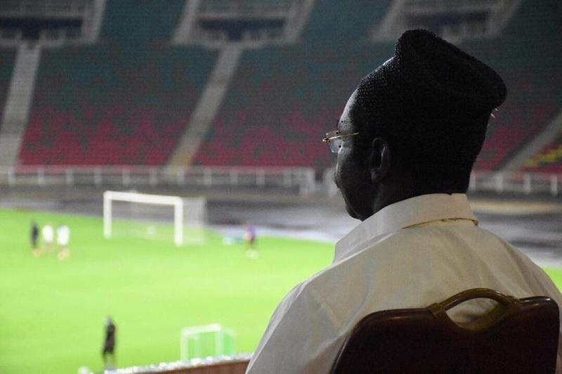 Infrastructures : La CAF déclare que Yaoundé a menti sur la situation du stade d'Olembe qui a abrité ce vendredi 3 septembre 2021 le premier match de son histoire.