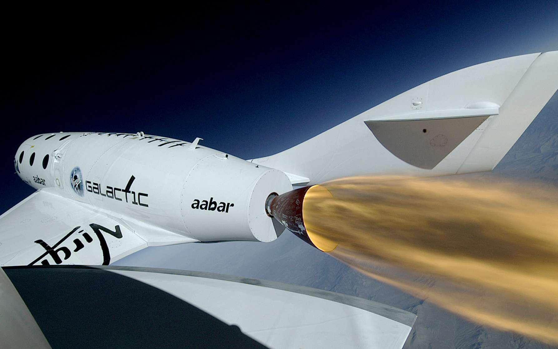 Espace: Virgin Galactic interdit de vol suborbital le temps d'une enquête de la FAA