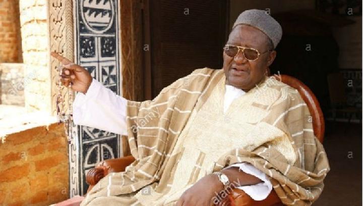 URGENT: le sultan Ibrahim Mbombo Njoya admis en urgence à l'hôpital de Yaoundé