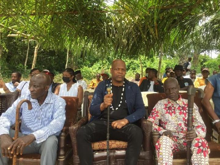 Cameroun : colère des habitants du village d'Amobe Mevegue
