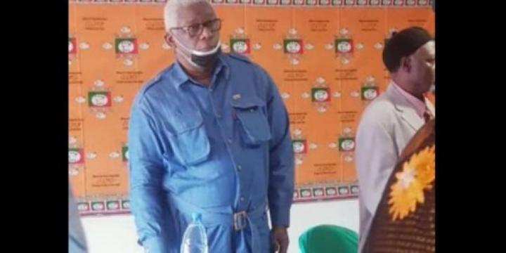 Nous demandons à Sam Mbaka de cesser de parler au nom de l'AFP - Chia Emmanuel Ngam