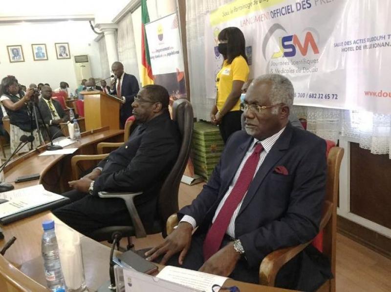 Cameroun: La Communauté urbaine de Douala organise en partenariat avec les universités de Douala et Jean Monnet de Saint-Etienne (France), les premières Journées scientifiques et médicales de Douala