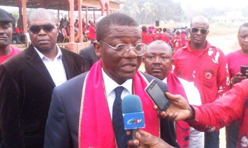 Partis politiques: Pierre Baleguel Nkot réélu Secrétaire général de l'UPC