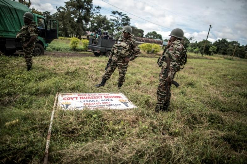 Crise anglophone: 07 soldats tués dans plusieurs attaques au Nord-Ouest