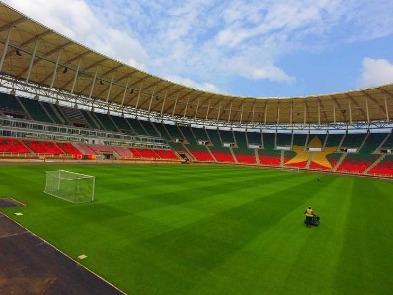 Chantiers de la CAN: Le stade d'Olembé a déjà englouti 187 milliards de FCFA !