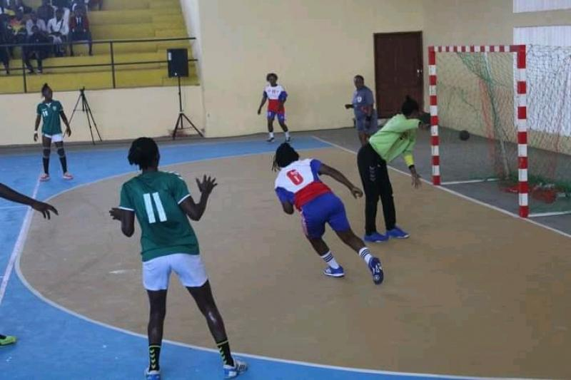Handball: Dynamique de Bokito remporte son deuxième trophée de Coupe du Cameroun