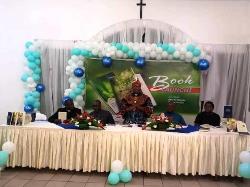 Littérature: Le Révérend Père Dr Basile Sede Noujio publie deux ouvrages pour éveiller les Africains
