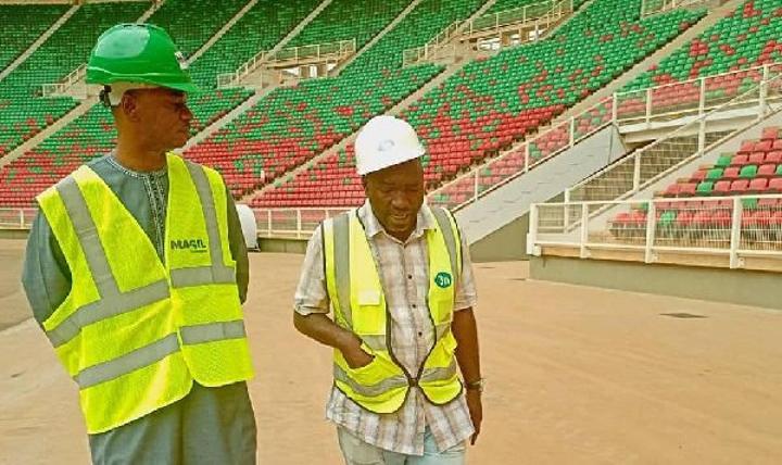 Arrêt des travaux du stade Olembe : Cabral Libii met à nu le scandale du siècle