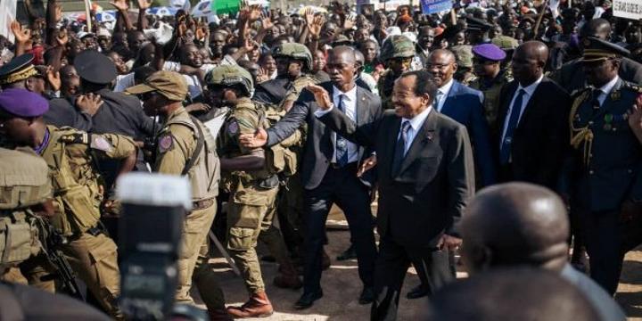 Révélation : Paul Biya protégé par plus de 6800 « Rambos » sur-entrainés et sur-équipés
