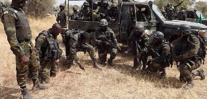 NOSO: voici la principale cible de l'armée camérounaise