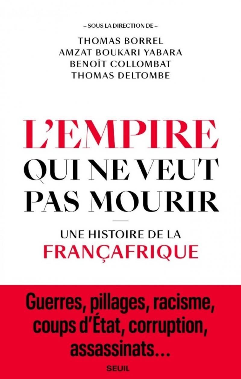 Cameroun/France – Littérature: Jean-Bruno Tagne et une vingtaine d'intellectuels font le procès de la Françafrique dans un livre