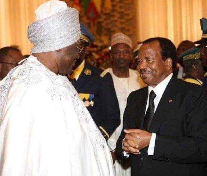 Secrets d'Etoudi: voici le fils caché du Sultan Mbombo révélé après la mort du roi