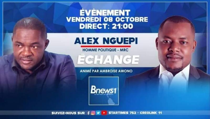 Débat télévisé: Le MRC désavoue un de ses militants invité sur la chaine de télévision Bnews 1