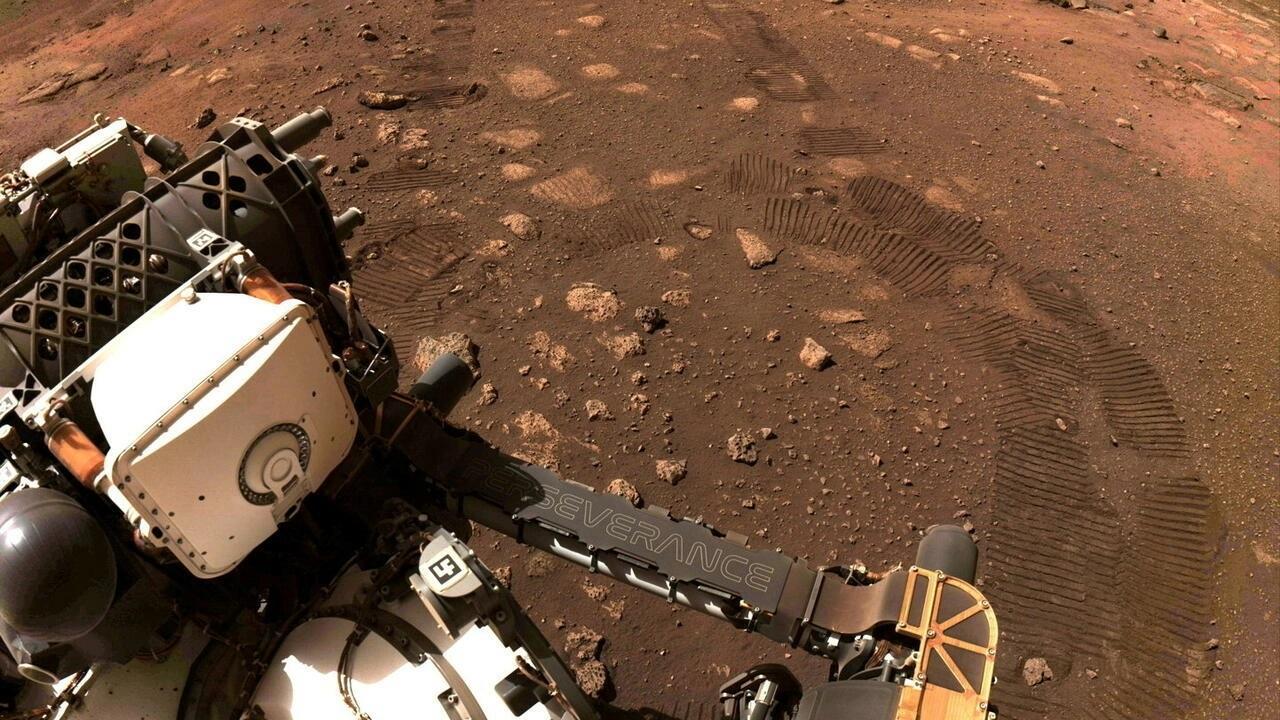 Le robot Perseverance confirme la présence d'un ancien lac sur Mars