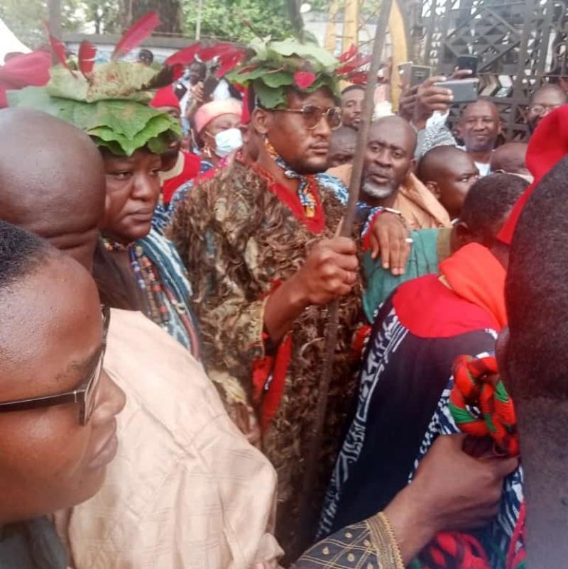 succession: Nabil Mbombo Njoya est le nouveau Roi des Bamoun.