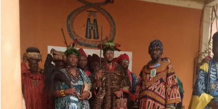 Officiel: Nabil Mbombo Njoya est le nouveau sultan des Bamoun