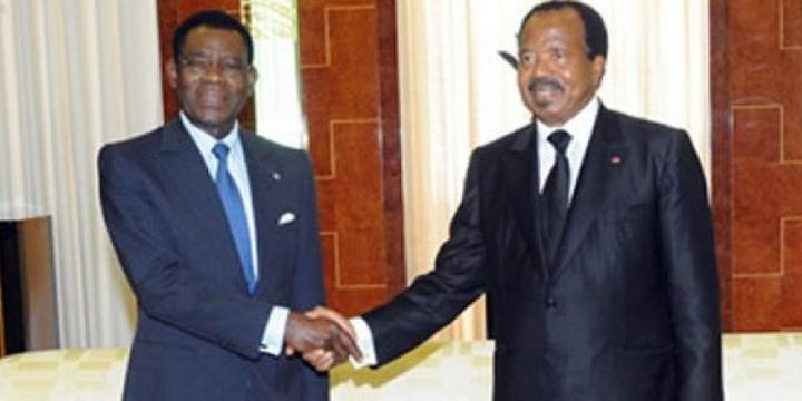 Entre les deux doyens Obiang Nguema et Biya, c'est toujours la parfaite amitié