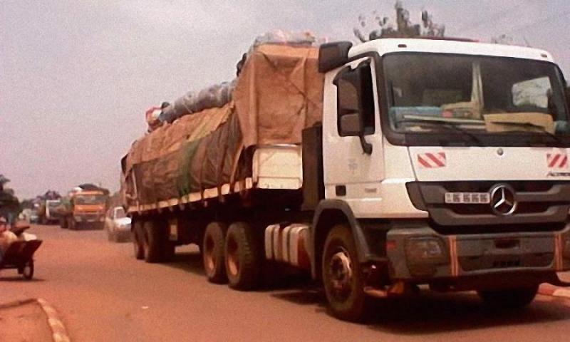 Débrayage: Les transporteurs routiers de marchandises du Cameroun en grève à partir de ce 13 Octobre !