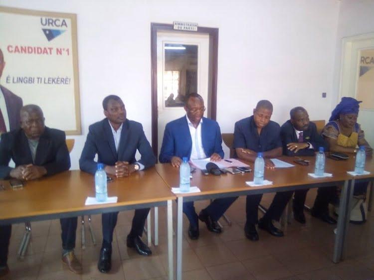 RCA: polémique autour de l'accord électoral entre les partis KNK et le MCU