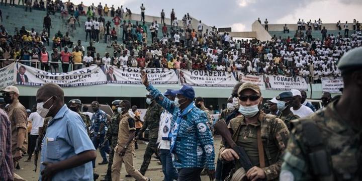 Présidentielle en Centrafrique: Faustin-Archange Touadéra réélu dès le premier tour