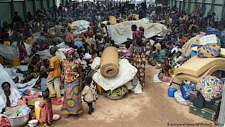 Le conflit en RCA crée une crise humanitaire en RDC