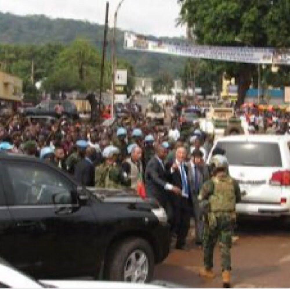 RCA: un élément de la garde rapprochée du chef de l'État assassiné par des hommes armés