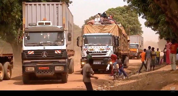 RCA: l'insécurité le long du couloir Bangui-Béloko impacte les recettes publiques (ministre)