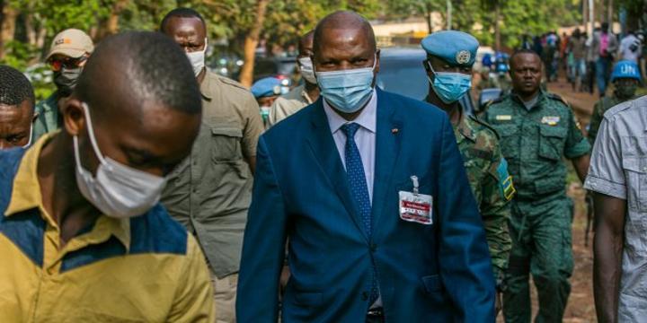 Centrafrique : qui sont les «requins» pro-Touadéra?