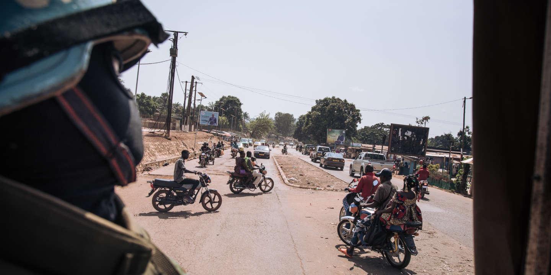 Deux attaques rebelles repoussées à l'entrée de Bangui, capitale de Centrafrique