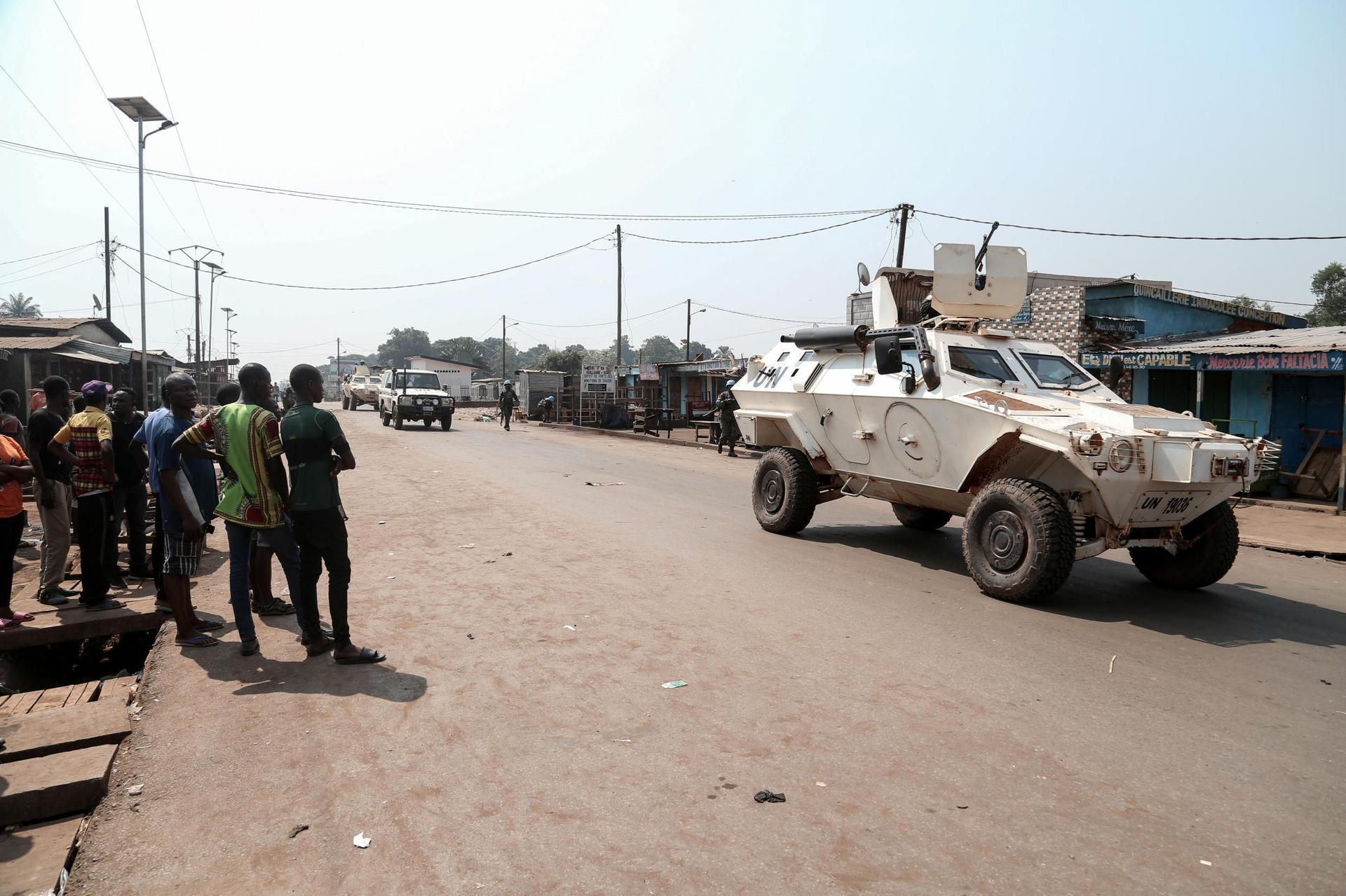 Centrafrique: un état d'urgence de quinze jours proclamé face à la rébellion