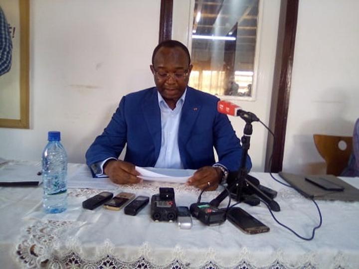 RCA: le parti de l'opposant Dologuélé maintient sa participation aux législatives