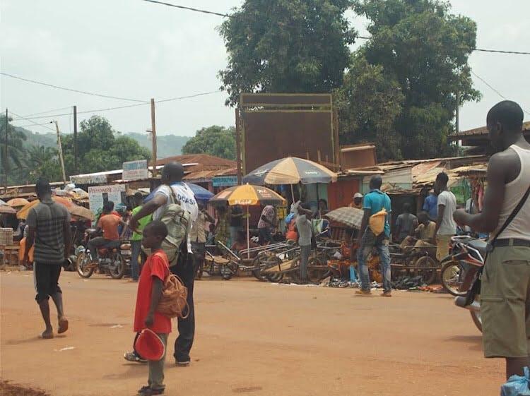RCA: pénurie inquiétante de marchandises à Bangui