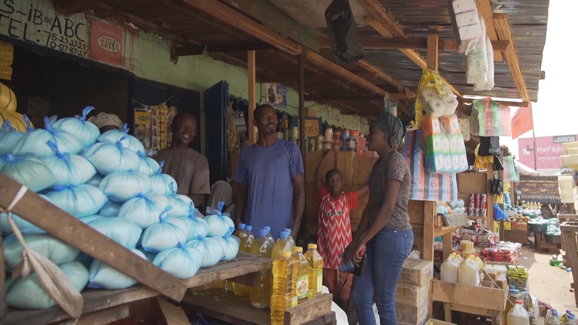 Centrafrique : pénurie inquiétante de marchandises à Bangui
