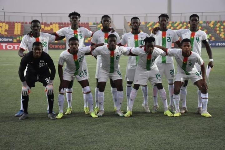 CAN U-20 : Les Etalons surclassent les Fauves de la Centrafrique