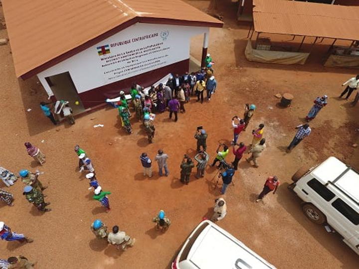 RCA: Transformer les jeunes associés aux groupes armés en bâtisseur de la paix pour le développement de la Haute Kotto !