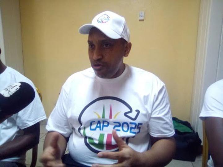 RCA: L'équipe CAP 2O25, présente sa vision axée sur 10 points pour l'avenir de basketball centrafricain