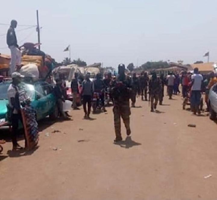 RCA: Berberati, les soldats FACA, les gendarmes et les policiers sont en route pour déloger les rebelles de la CPC