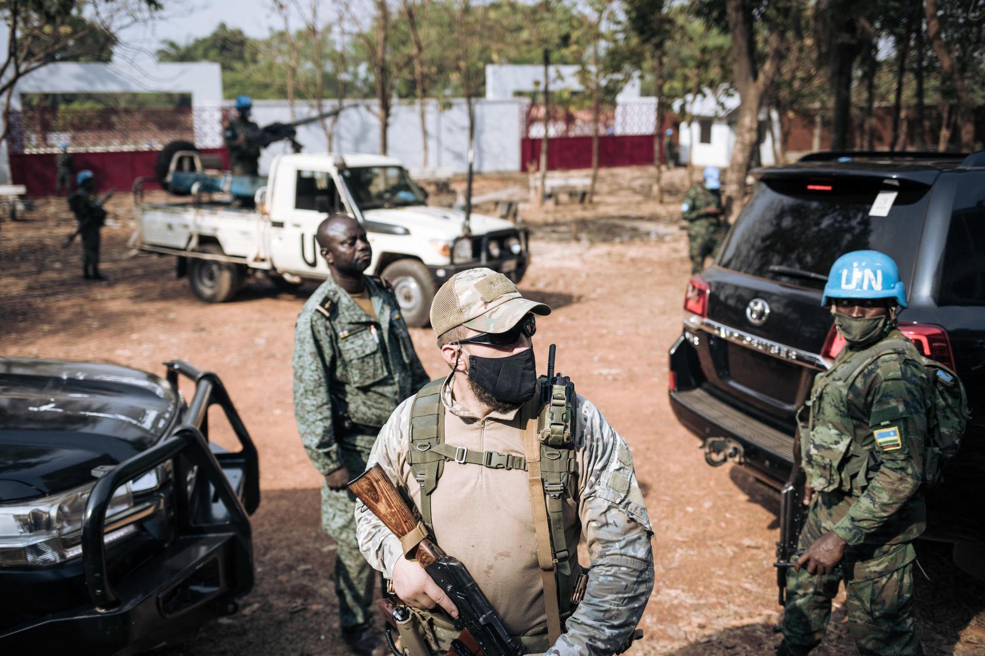 Centrafrique : des législatives sous haute tension