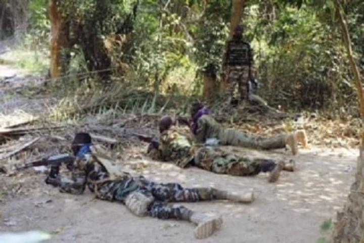RCA: le village Yongo retrouve son calme après une nuit d'échange des tirs entre les FACA et les rebelles.