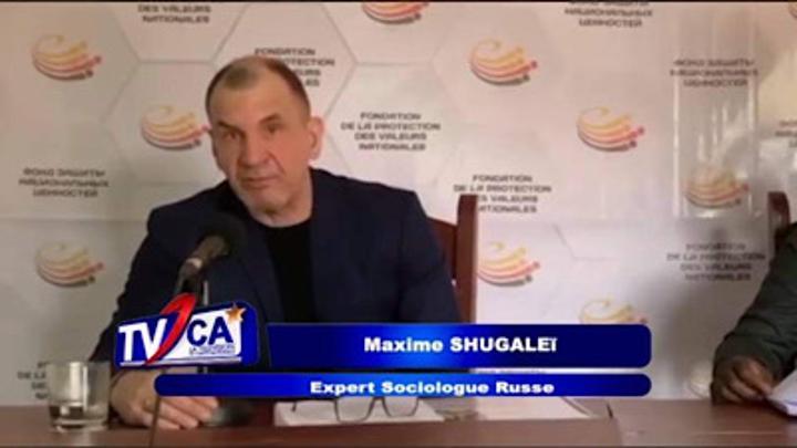 Maksim Shugaley, l'agent électoral de Vladimir Poutine en Afrique